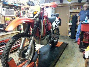 Honda Street Legal Dirt Bike!! for Sale in Liberty Hill, TX