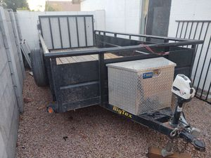 Trailer big tex for Sale in Peoria, AZ