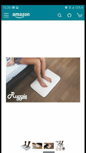 Ruggie Alarm Clock for Sale in Ontario, CA