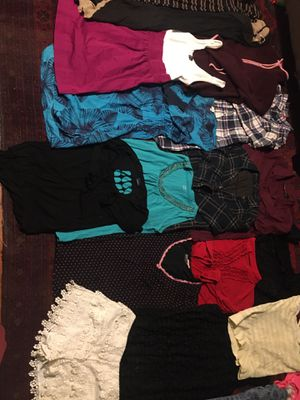 Medium size clothes for girls juniors for Sale in Los Angeles, CA