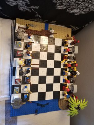 LEGO pirate chess set for Sale in Bristol, CT