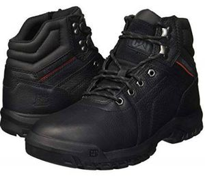 NEW Size 7.5 WIDE Caterpillar Men Industrial Work Boot - Soft Toe for Sale in San Jose, CA