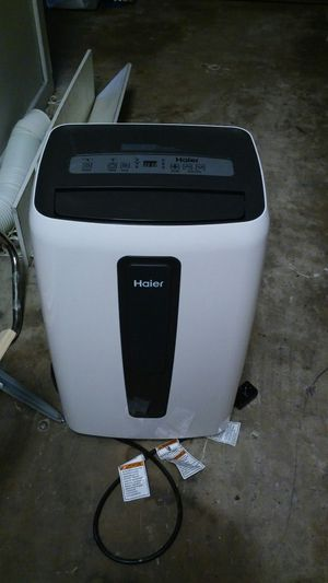 Ac unit haier portable. for Sale in Melbourne, FL
