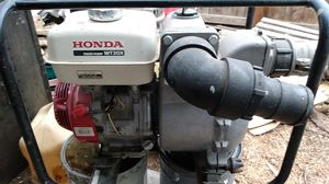 Honda pump for Sale in Fresno, CA