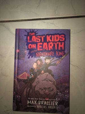 Last kids on earth book brand new for Sale in Baldwin Park, CA