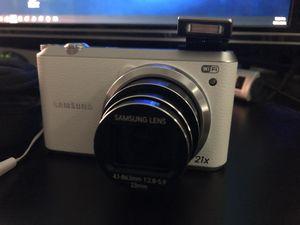 Samsung WB350F 16.3 MP 1080P Digital Camera-White for Sale in Zephyrhills, FL