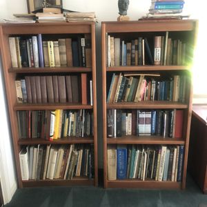 Solid Wood Bookshelves for Sale in Los Angeles, CA
