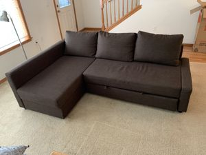 Fold out sofa for Sale in Everett, WA