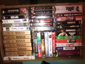 VHS MOVIES for Sale in Puyallup, WA