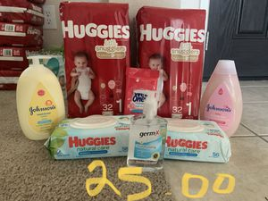 Huggies Bundle for Sale in Lancaster, TX