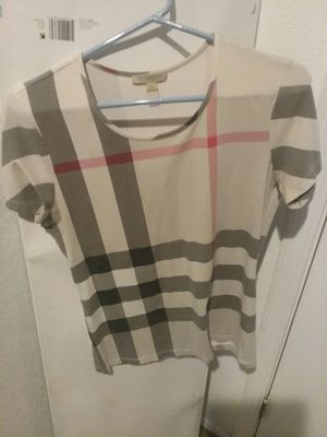 Burberry Shirt for Sale in Kent, WA