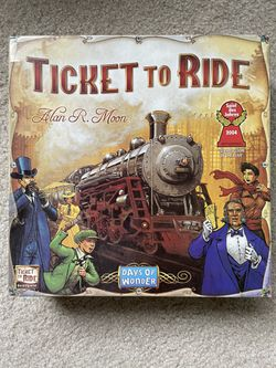 Ticket to Ride board game for Sale in Fairfax,  VA