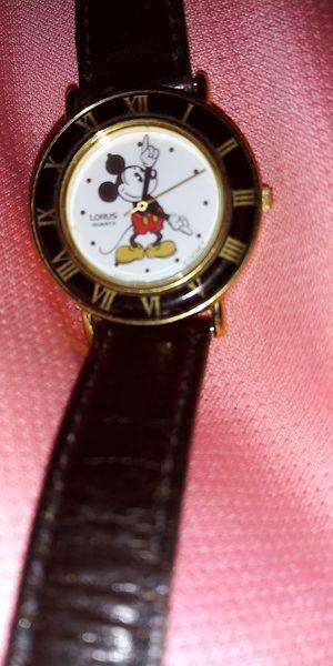 Vintage original Lorus Disney's Mickey Mouse Wristwatch for Sale in Louisville, KY