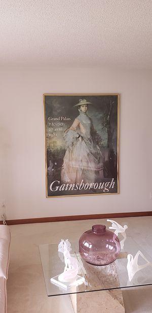 Huge framed Gainsborough photo for Sale in Cheektowaga, NY