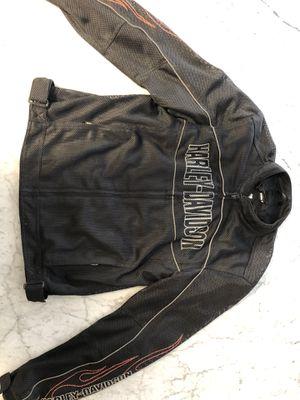 Harley Davidson motorcycle jacket for Sale in San Antonio, TX