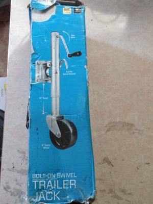 Reese Towpower Bolt on Swivel Trailer Jack for Sale in Monterey Park, CA