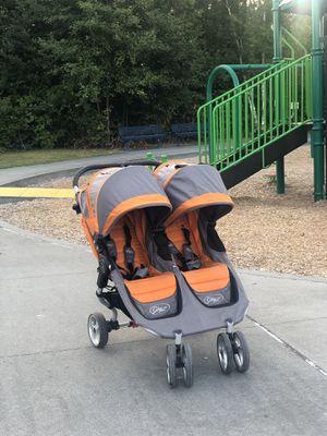 Baby Jogger City Mini double Stroller for Sale in Everett, WA