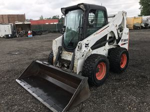 2012 Bobcat S650. Skid Steer Wheel Loader cab heat A/C for Sale in Grove City, OH