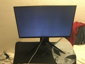 Alienware AW2518HF monitor 399$ retail mint condition for Sale in Valrico, FL