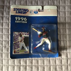1996 Cleveland Indians Eddie Murray Kenner Brand New Toy for Sale in Culver City, CA