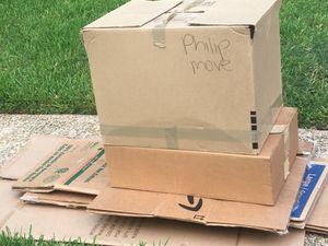 Free boxes for Sale in San Antonio, TX