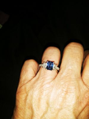 Sapphire and Diamond Ring for Sale in Sparks, NV