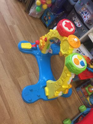 Baby toddler music station activity center for Sale in San Diego, CA