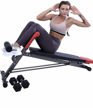 Multifunctional workout bench for full body workout for Sale in Holbrook, MA