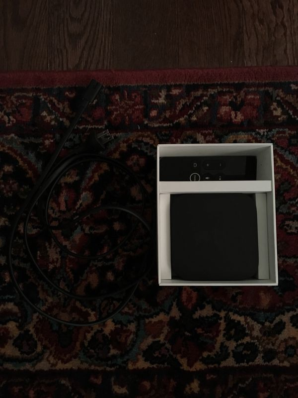Apple TV 4th Generation 32GB Model A1625