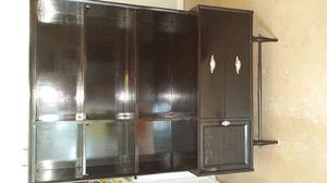 China cabinet/book shelf cabinet for Sale in Greensboro, NC