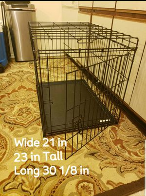 Dog Kennel for SALE 2 MUST GO! for Sale in Clinton Township, MI