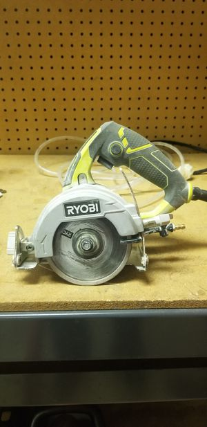 Ryobi 4 in. Tile saw for Sale in Vancouver, WA