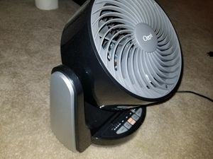 Ozeri multi directional oscillating high velocity fan for Sale in Worthington, OH