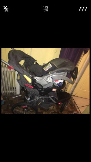 Running Stroller & Car Seat for Sale in Cleveland, OH