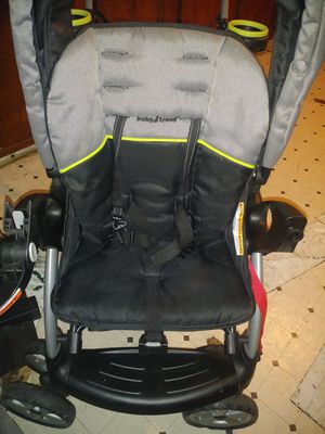 Baby Trend Sit 'N Stand Ultra Double Stroller for Sale in Houston, TX