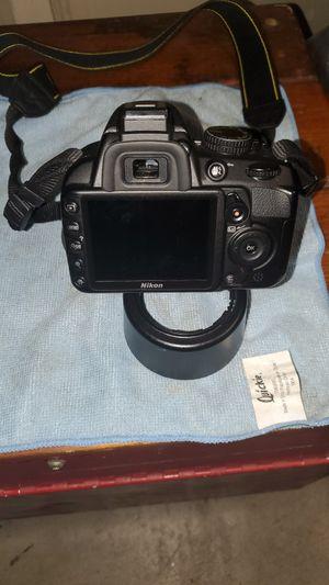 Nikon d3100 for Sale in Riverside, CA
