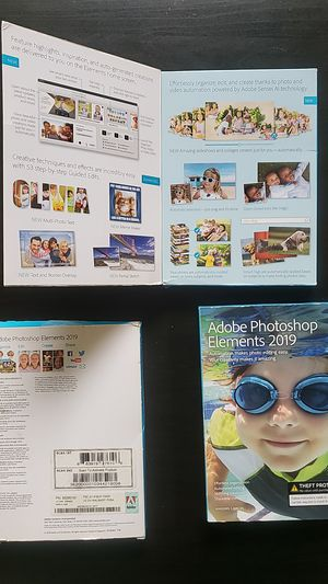 New Adobe photoshop elements 2019 full version for Sale in Oakland, CA