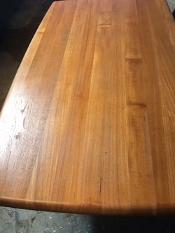 Teak Coffee table for Sale in San Diego,  CA