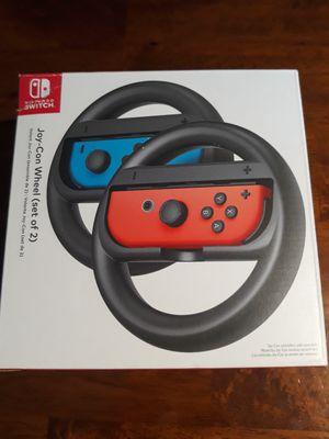 Nintendo switch joy-con wheel for Sale in Orlando, FL