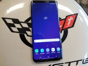 Unlocked Black Samsung Galaxy S9 Plus 64 GB for Sale in Port St. Lucie, FL