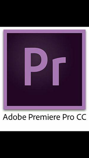 Adobe Premiere for Sale in Bellevue, WA