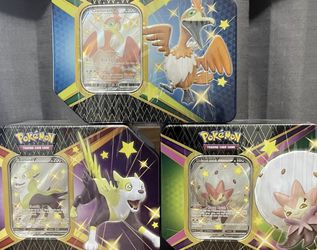 SHINING FATES TINS for Sale in Austin,  TX