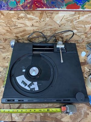 Pioneer PL-L1000 Tangential Tracking Full-automatic Turntable for Sale in Seattle, WA