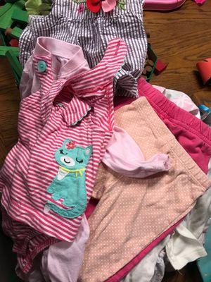 Baby girl clothes! Free!!!! for Sale in Louisburg, NC