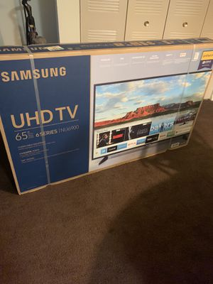 Samsung 65 inch UHDTV for Sale in Harvey, IL