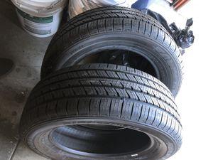 Falken Tires Ziex ct60 A/S 225/60R17 Brand New Pair $120 for Sale in Hawthorne, CA
