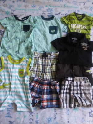 Baby boy clothes for Sale in Detroit, MI