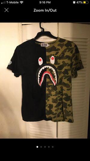 Bape shirt for Sale in Alexandria, VA