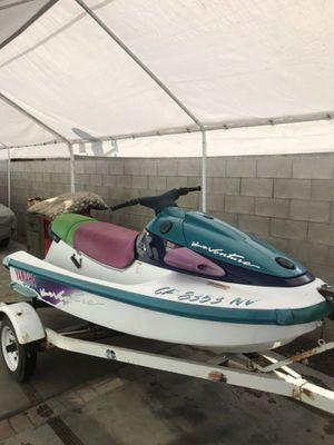 Yamaha wave venture sea doo jet ski for Sale in Bell, CA