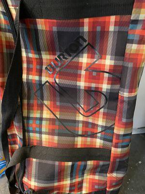 Burton snowboard bag for Sale in Longview, WA